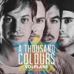 Volplane- A Thousand Colours Digital Cover