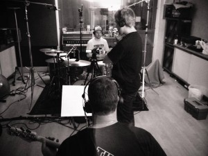 Mash Drumrecording
