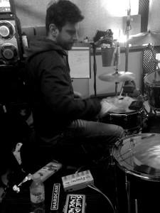 Matete-Phil SOmmer Drum