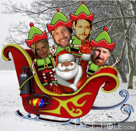 Merry Christmas from Mazzive Sound